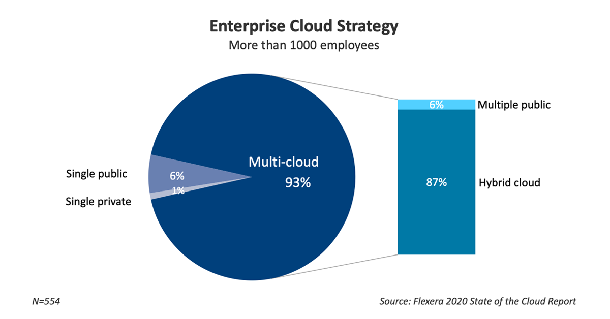 MultiCloud Strategy Flexera Report