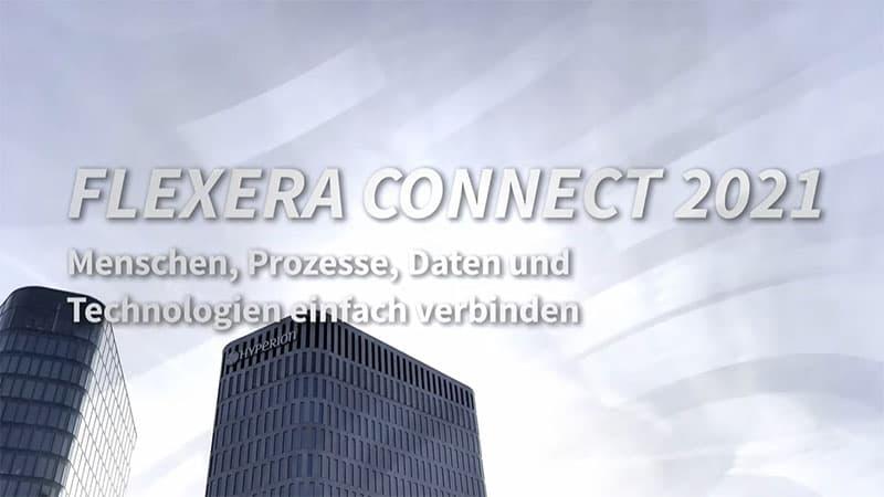 Das war die Flexera Connect 2021