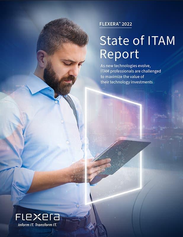 Flexera 2022 State of ITAM Report