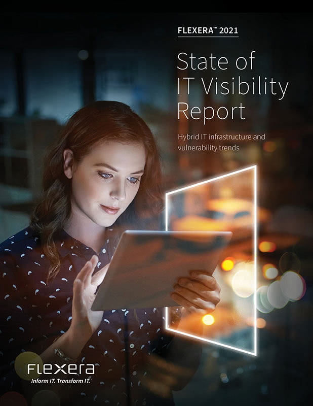 2021 State of IT Visibility Report