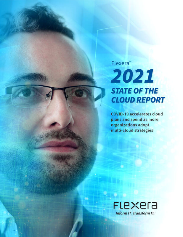 2021 State of the Cloud Report