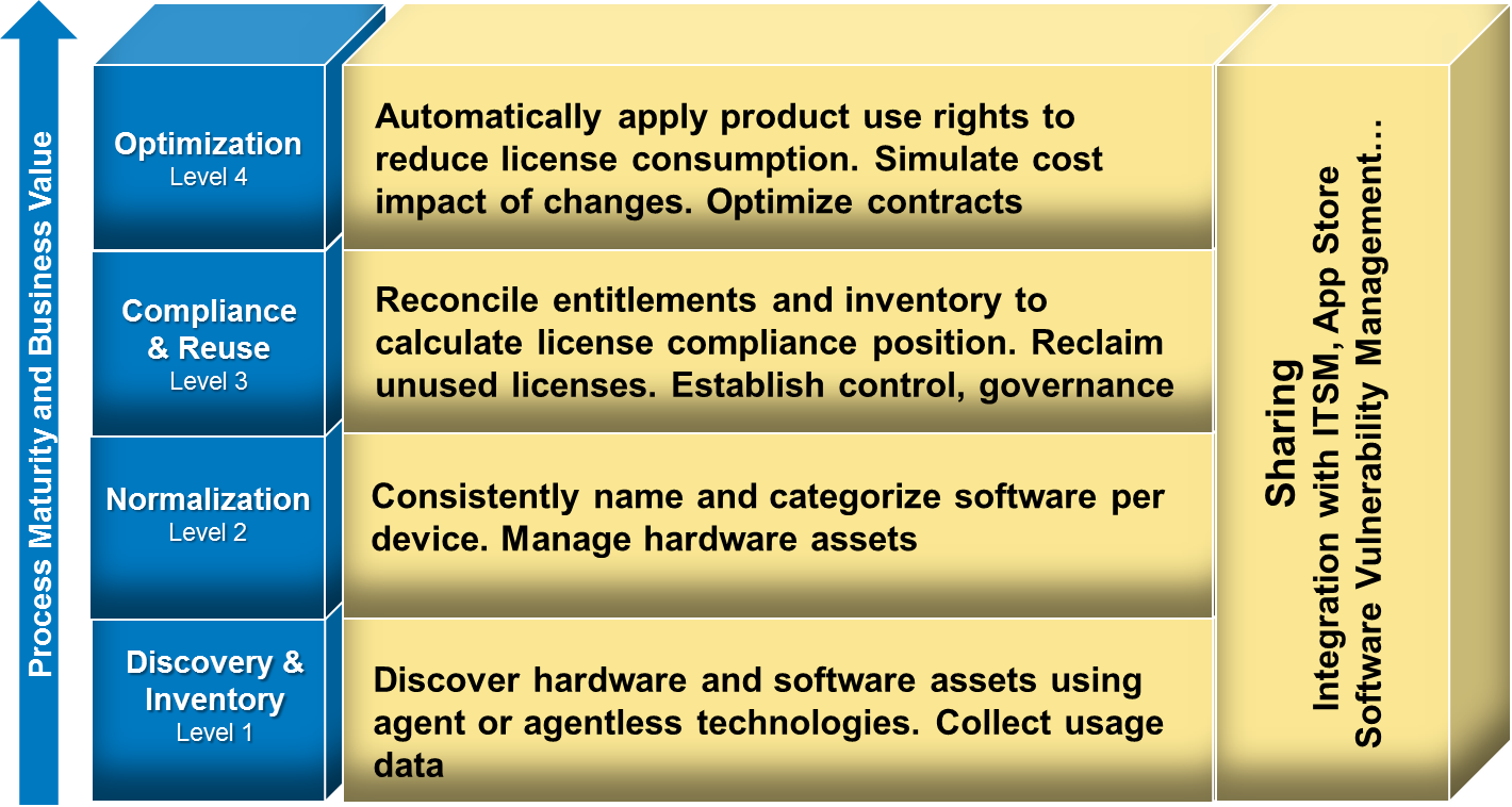 Software License Optimization Software Asset Management Flexera