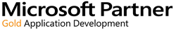Microsoft Partner – Gold Application Development