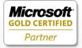 Microsoft Partner - Gold Certified