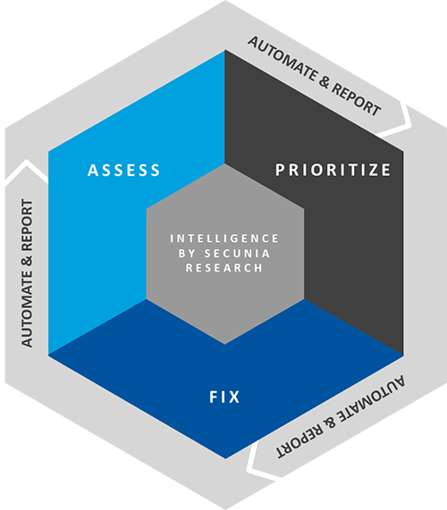 Assess, prioritize and fix