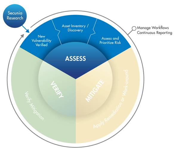 Software Vulnerability Management Lifecycle - Assess