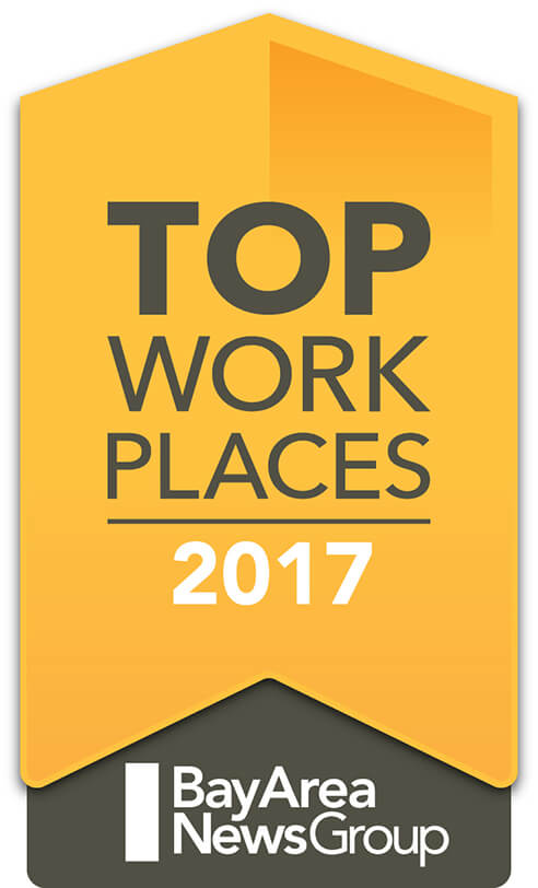 Top Work Places 2017 Bay Area