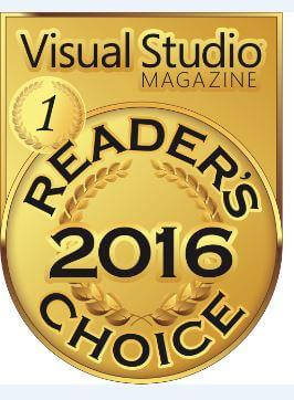 """InstallShield gewinnt im Readers's Choice Award2016 des Visual Studio Magazine """"Gold"""" in der Kategorie Tools für Installation, Setup und Deployment."""
