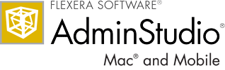 AdminStudio Mac and Mobile