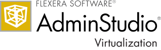 AdminStudio Virtualization