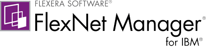 FlexNet Manager for IBM