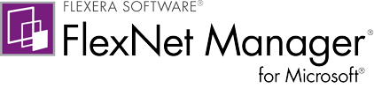 FlexNet Manager for Microsoft