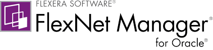 FlexNet Manager for Oracle