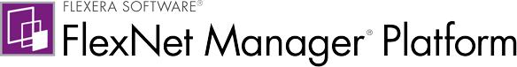 FlexNet Manager Platform