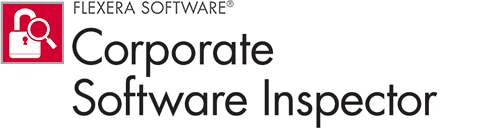Corporate Software Inspector