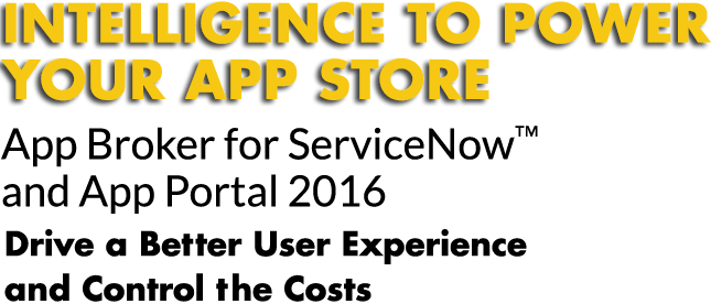 Intelligence to Power Your App Store