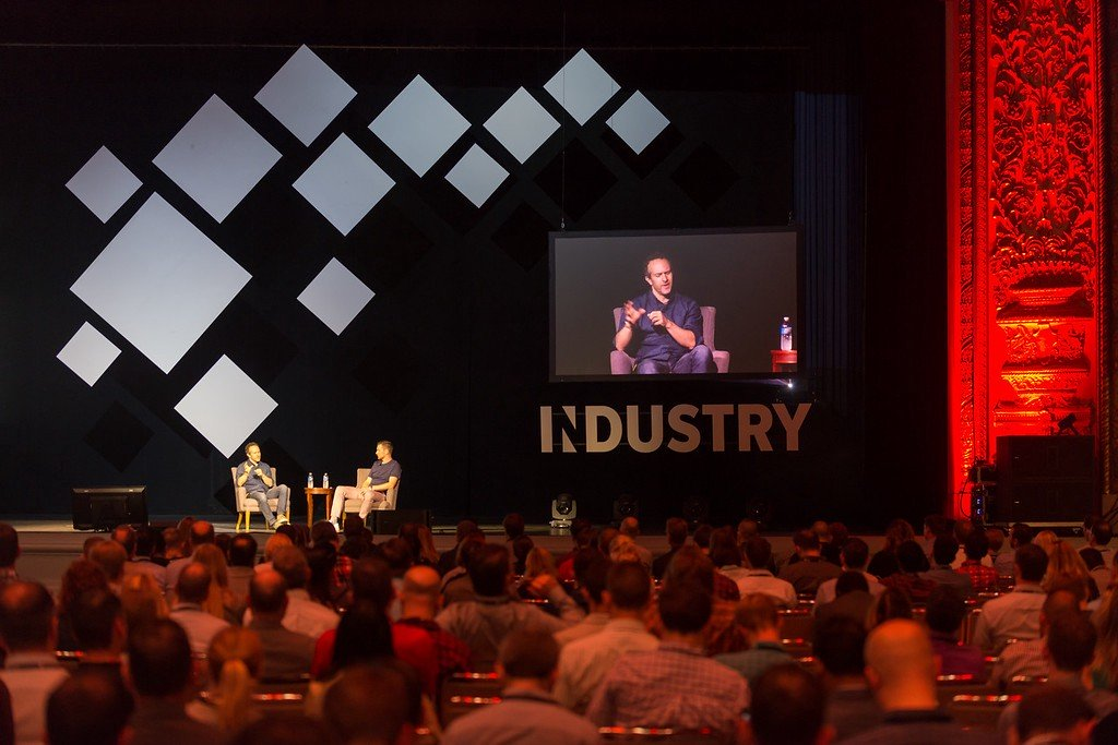 Jason Fried at Industry Conference